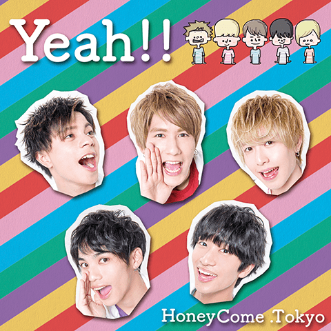 3rd SINGLE 『Yeah!!』